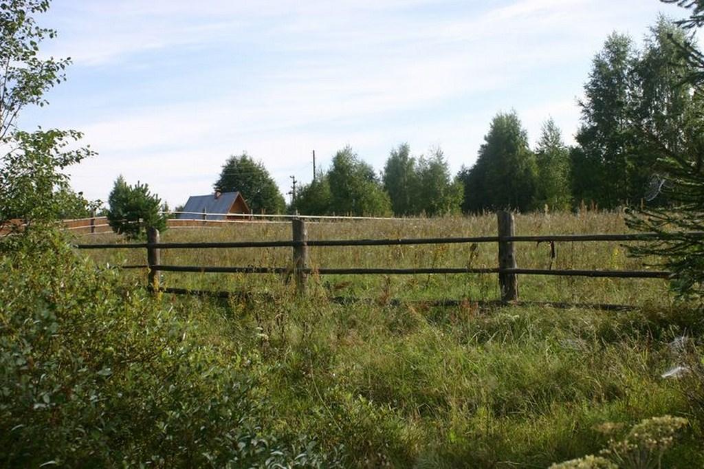 бесхозяйный земельный участок
