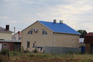 строительство дома на лпх